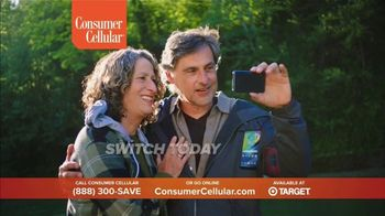 Consumer Cellular TV Spot, 'Flexible Plans' - Thumbnail 10