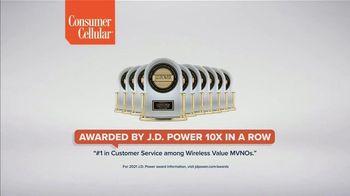 Consumer Cellular TV Spot, 'Flexible Plans' - Thumbnail 7