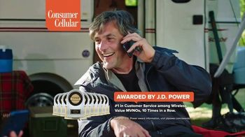 Consumer Cellular TV Spot, 'Award Winner' - Thumbnail 7