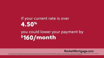Rocket Mortgage TV Spot, 'Refinance to Lower Rates: 4.50%' - Thumbnail 7