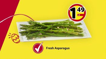 Winn-Dixie TV Spot, 'Win Free Groceries: Asparagus and Ham'