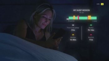 Sleep Number 360 Smartbed TV Spot, 'Improve Recovery With Proven Quality Sleep' - Thumbnail 5