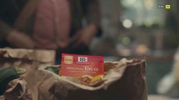McCormick Original Taco Seasoning Mix TV Spot, 'Taco Night' - Thumbnail 4