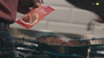 McCormick Original Taco Seasoning Mix TV Spot, 'Taco Night' - Thumbnail 6