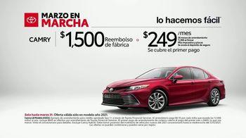 Toyota Marzo en Marcha TV Spot, 'La decisión' [Spanish] [T2] - Thumbnail 5
