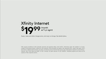 XFINITY Flex TV Spot, 'First Apartment: $19.99' Featuring Amy Poehler - Thumbnail 9