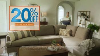 Ashley HomeStore Cares Event TV Spot, 'Get 20% Off When You Donate $20' - Thumbnail 3