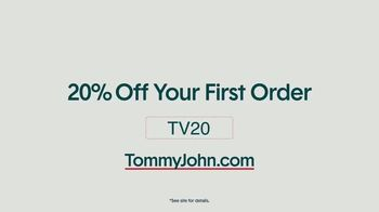 Tommy John TV Spot, 'Women Who Value Themselves: 20%' - Thumbnail 9