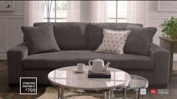 Value City Furniture TV Spot, 'Designer Looks: Outdo the Competition'
