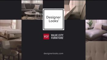Value City Furniture TV Spot, 'Designer Looks: Outdo the Competition' - Thumbnail 9