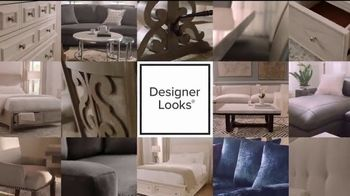 Value City Furniture TV Spot, 'Designer Looks: Outdo the Competition' - Thumbnail 8