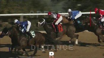 Claiborne Farm TV Spot, 'Runhappy: Santa Anita, Churchill Downs, Aqueduct' - Thumbnail 2