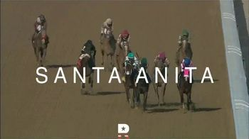 Claiborne Farm TV Spot, 'Runhappy: Santa Anita, Churchill Downs, Aqueduct'