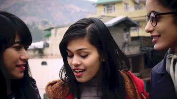 World Pulse TV Spot, 'Girl Talk'