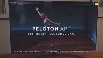 Peloton App TV Spot, 'Cardio, Strength & More: Free for 90 Days' Song by Mark Ronson - Thumbnail 7