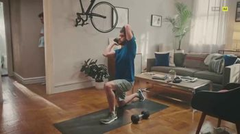 Peloton App TV Spot, 'Cardio, Strength & More: Free for 90 Days' Song by Mark Ronson - Thumbnail 1