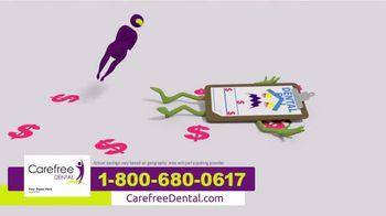Carefree Dental Plan TV Spot, 'Dental Bill' - Thumbnail 4