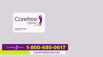 Carefree Dental Plan TV Spot, 'Dental Bill' - Thumbnail 8