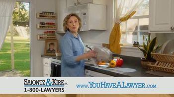Saiontz & Kirk, P.A. TV Spot, 'Don't Count on It' - Thumbnail 4