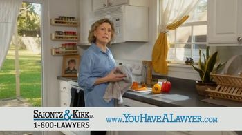 Saiontz & Kirk, P.A. TV Spot, 'Don't Count on It' - Thumbnail 5