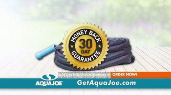 AquaJoe Fiberjacket Max TV Spot, 'Won't Crack Under Pressure' - Thumbnail 8