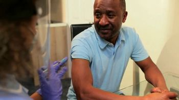Pro Football Hall of Fame TV Spot, 'Getting the Vaccine' Featuring Richard Dent - Thumbnail 4