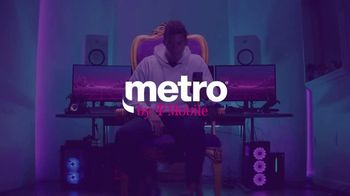 Metro by T-Mobile TV Spot, 'Conquista tu día: cuatro teléfonos gratis y MLB.tv' [Spanish] - Thumbnail 1