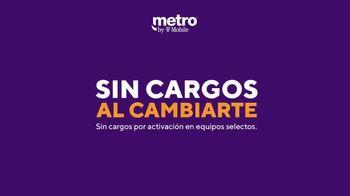 Metro by T-Mobile TV Spot, 'Conquista tu día: cuatro teléfonos gratis y MLB.tv' [Spanish] - Thumbnail 3