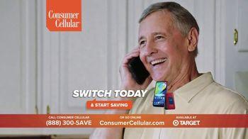 Consumer Cellular TV Spot, 'Folks: Couple' - Thumbnail 10