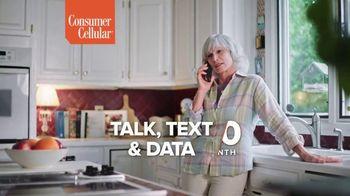Consumer Cellular TV Spot, 'Folks: Couple' - Thumbnail 6