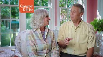 Consumer Cellular TV Spot, 'Folks: Couple' - Thumbnail 7