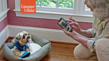 Consumer Cellular TV Spot, 'Folks: Couple' - Thumbnail 9