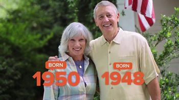Consumer Cellular TV Spot, 'Folks: Couple'