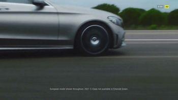 2021 Mercedes-Benz C-Class TV Spot, 'Wishlist' [T1] - Thumbnail 2