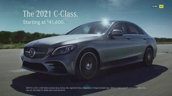 2021 Mercedes-Benz C-Class TV Spot, 'Wishlist' [T1] - Thumbnail 7