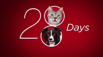 Purina ONE TV Spot, '28 Days: True Instinct Formulas for Dogs'