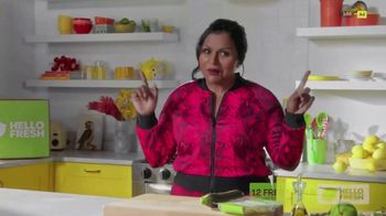 HelloFresh TV Spot, 'Mindy Sets a New Record' Featuring Mindy Kaling - Thumbnail 2