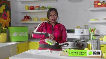 HelloFresh TV Spot, 'Mindy Sets a New Record' Featuring Mindy Kaling - Thumbnail 3