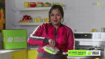 HelloFresh TV Spot, 'Mindy Sets a New Record' Featuring Mindy Kaling - Thumbnail 4