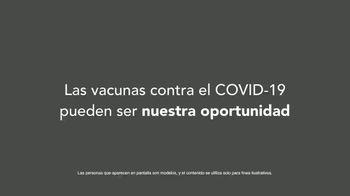 COVID Collaborative TV Spot, 'Regresar a nuestras vidas' [Spanish] - Thumbnail 1