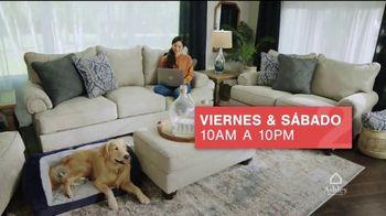 Ashley HomeStore TV Spot, 'Dos días más grandes para ahorrar: 25% de descuento' [Spanish] - Thumbnail 2
