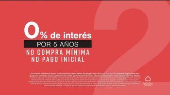 Ashley HomeStore TV Spot, 'Dos días más grandes para ahorrar: 25% de descuento' [Spanish] - Thumbnail 3