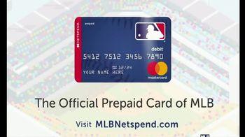 NetSpend Prepaid Mastercard TV Spot, 'MLB: Knock It Out of the Park' - Thumbnail 4