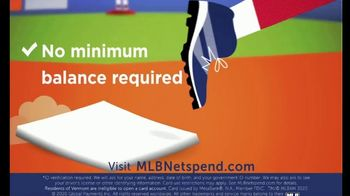 NetSpend Prepaid Mastercard TV Spot, 'MLB: Knock It Out of the Park' - Thumbnail 6