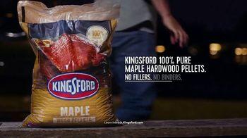 Kingsford Maple Hardwood Pellets TV Spot, '100% Pure' - Thumbnail 9