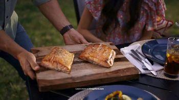 Kingsford Maple Hardwood Pellets TV Spot, '100% Pure'