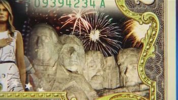 National Collector's Mint Mt. Rushmore $2 Bill TV Spot, 'Commemorative' - Thumbnail 5