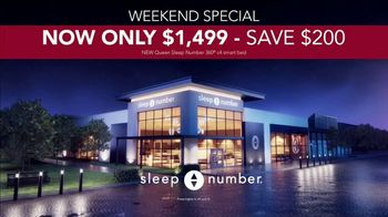 Sleep Number Weekend Special TV Spot, 'Introducing: Free Delivery and Setup' - Thumbnail 7