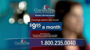 Colonial Penn TV Spot, 'Call Sooner' - Thumbnail 4