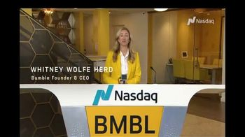 NASDAQ TV Spot, 'Bumble'